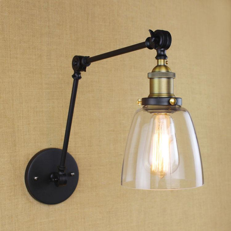 wall pipe sconce edison vintage kunmai hanging fixture indoor water bulb metal dp light retro