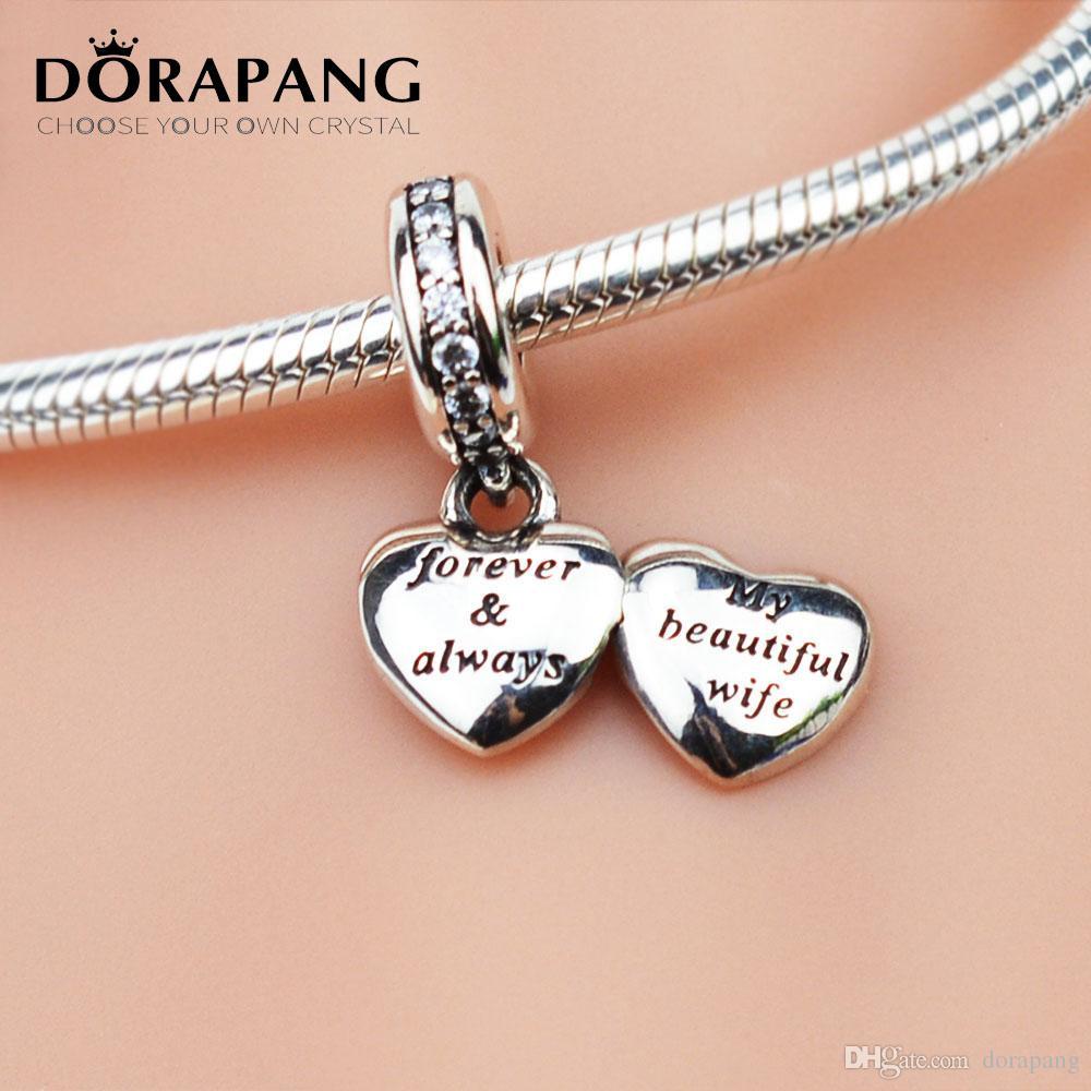 Grosshandel Dorapang Passten Armband Armband Beste Freund Anhanger