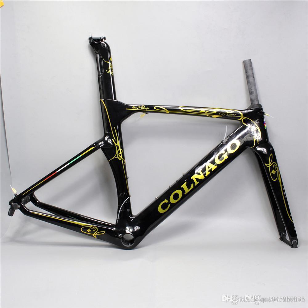 2017 Colnago Concept Road Bike Carbon Frame Full Carbon