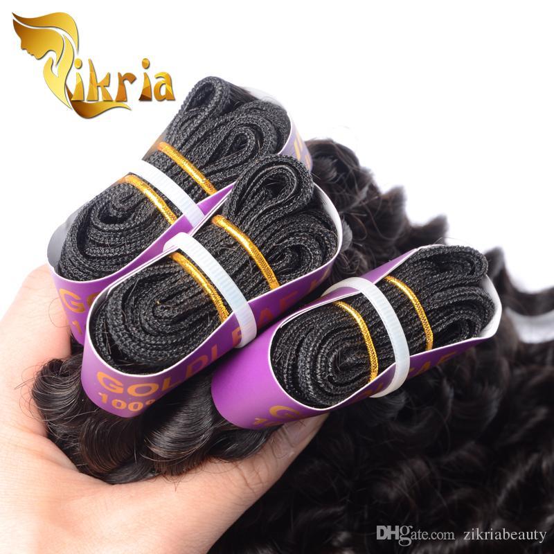 For Sale 3 Bundles Human Hair Wefts Indian Peruvian Brazilian Malaysian Mongolian Jerry Curly 3 Bundles Human Hair Wefts Natural Black