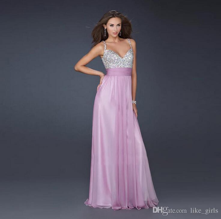 L'alta qualità delle donne estate nuova moda v profonda fionda abito paillettes e abiti LX019