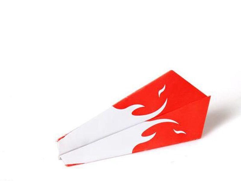 Motore di ricarica all'ingrosso Motore elettrico smaltato Modello di aeromobile di carta Pieghevole DIY Paper Power Toys spedizione gratuita