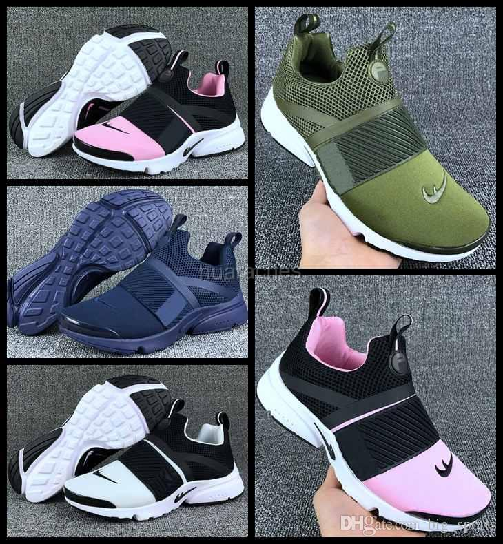 new products 447a6 6b78d nike air presto extreme silhouette