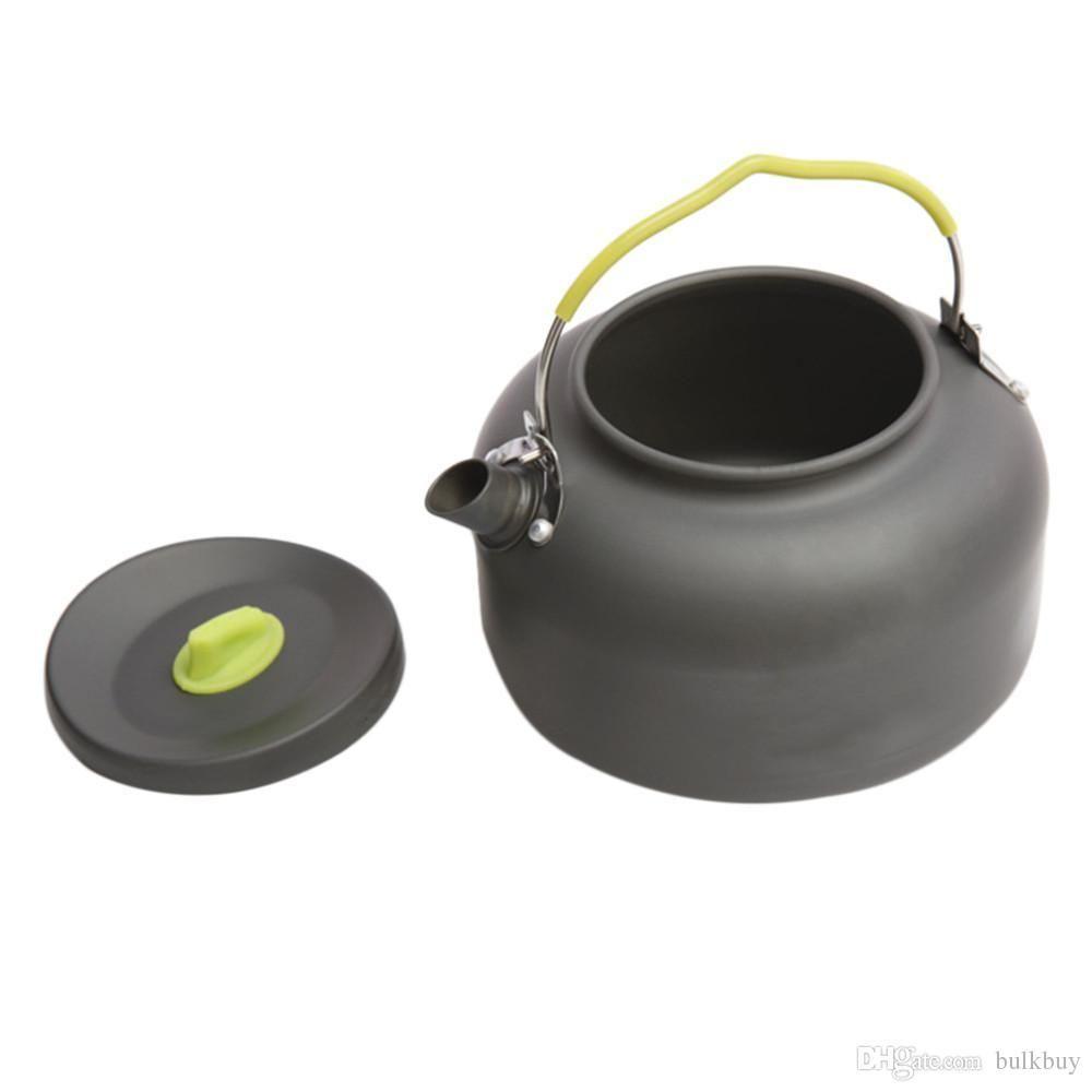 CW-K06 1.4l alocs الألومنيوم CW-K03 outdoor غلاية التخييم نزهة إبريق الماء وعاء القهوة