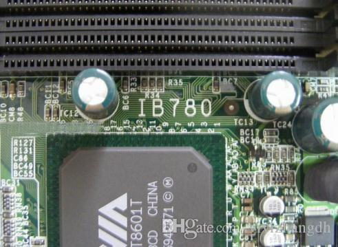 High quality industrial motherboard ib780 only board ib-780 single net port used 100% tested perfect quality