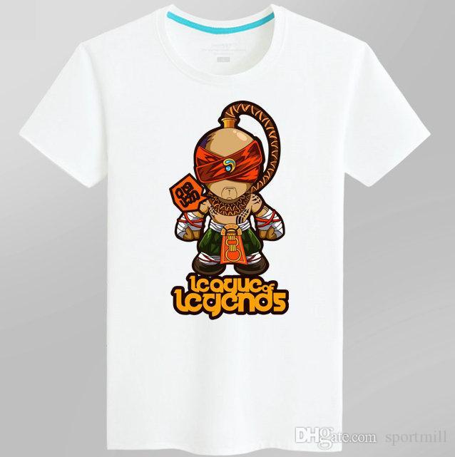 Sin The Short Shirt Legends Sleeve Lee Monk Tees Blind Of T League POZXTkui
