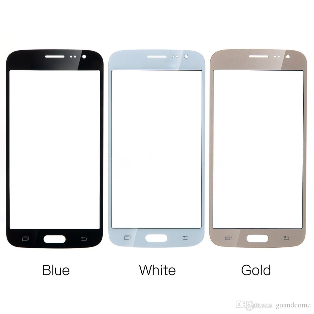 For Samsung Galaxy J210 Display Touch Screen Front Outer Glass Lens ...