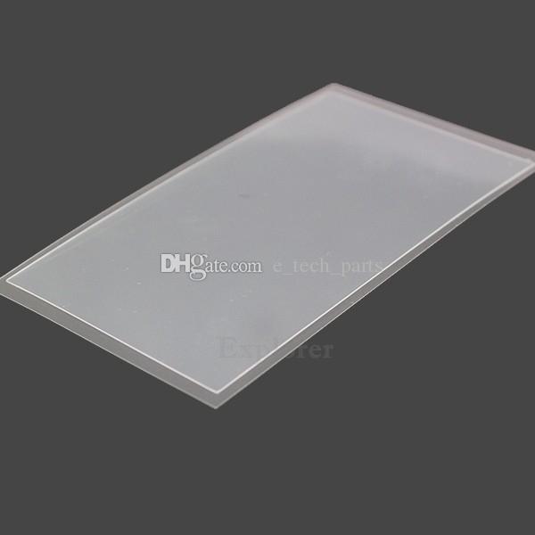 Film autocollant OCA pour Samsung Galaxy S6 S7 Bord G920 G925 G930 G935 Optical Clear Adhésif Colle Mitsubishi double face réparation de verre autocollant
