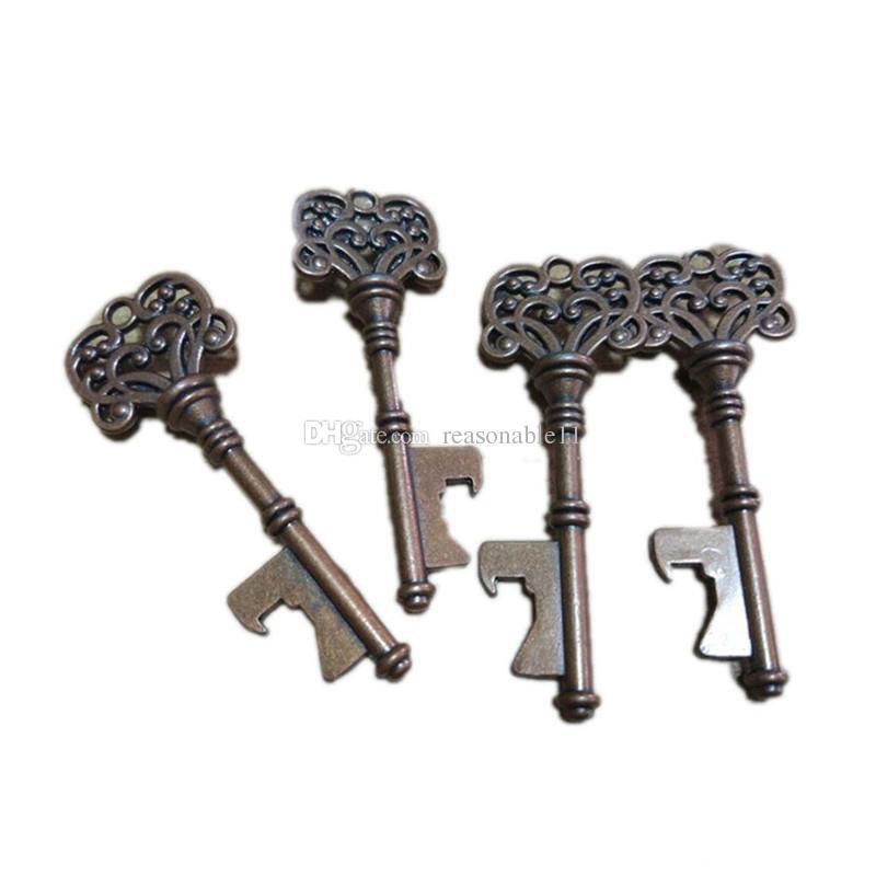 키 체인 키 디자인 오프너 SUCK-UK 키 링 오프너, 바 맥주 병 Unisex 장식 선물 오프닝 도구 4 가지 색상