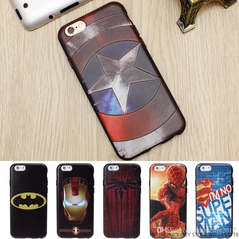 iphone 7 phone cases superhero