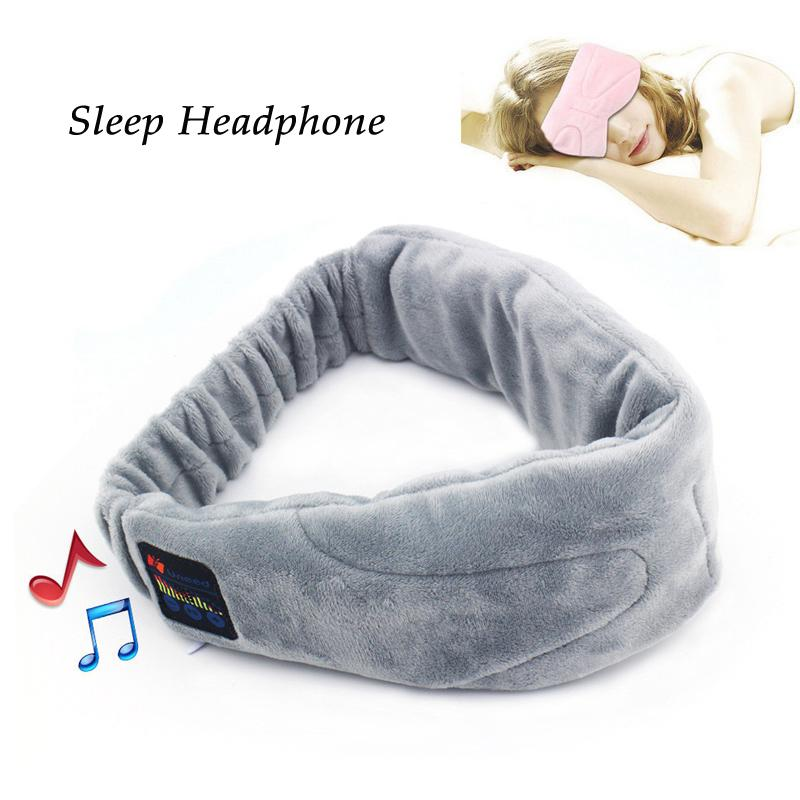 Bluetooth Stereo Sleep Headphones Wireless Sleeping Headsets Headband For Listenting Music Answering Phone Call for iPhone Samsung Eye Mask