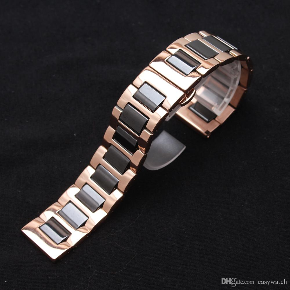 2 0 Mm Bands: 14mm 16mm 18mm 20mm 22mm Stainless Steel Watchband Strap