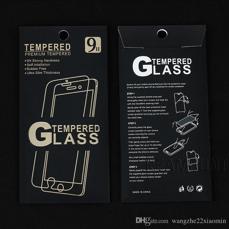 9H Premium Tempered Glass Screen Protector Film for Samsung S3/S4/S5/S6 Anti-Explosion Screen Protector with Cleaning Kit