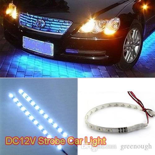 Automotive led strip lights something is