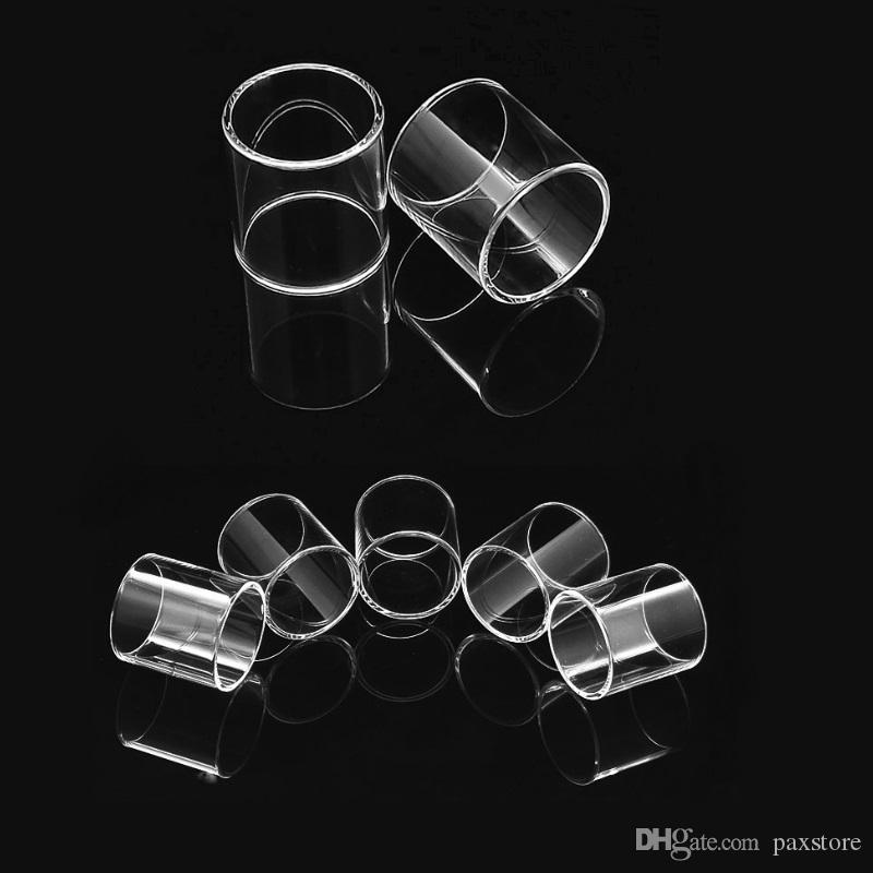 2.0ml Clear Nautilus 2 Replacement Glass Tube for Nautilus 2 Sub Ohm Atomizer Tank Top Rated Glass Tube Wholesale DHL FREE