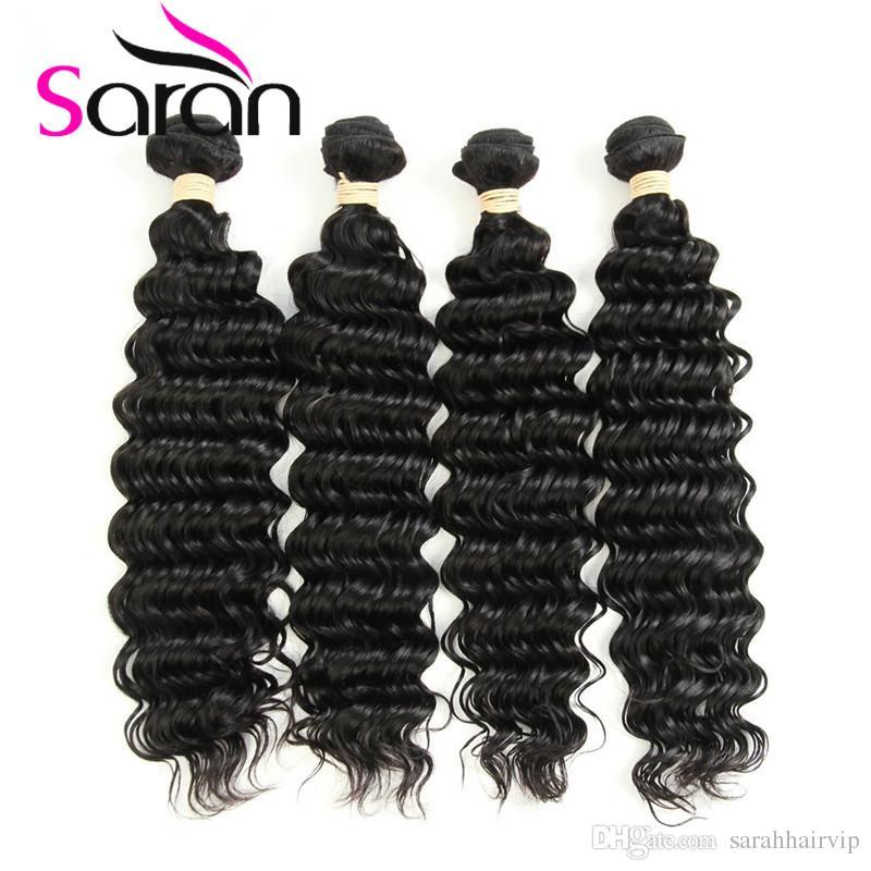 Brazilian Deep Wave Virgin Hair Brazilian Hair Bundles lot100% Curly Virgin Hair Factory Selling Cheap Brazilian Weave Online