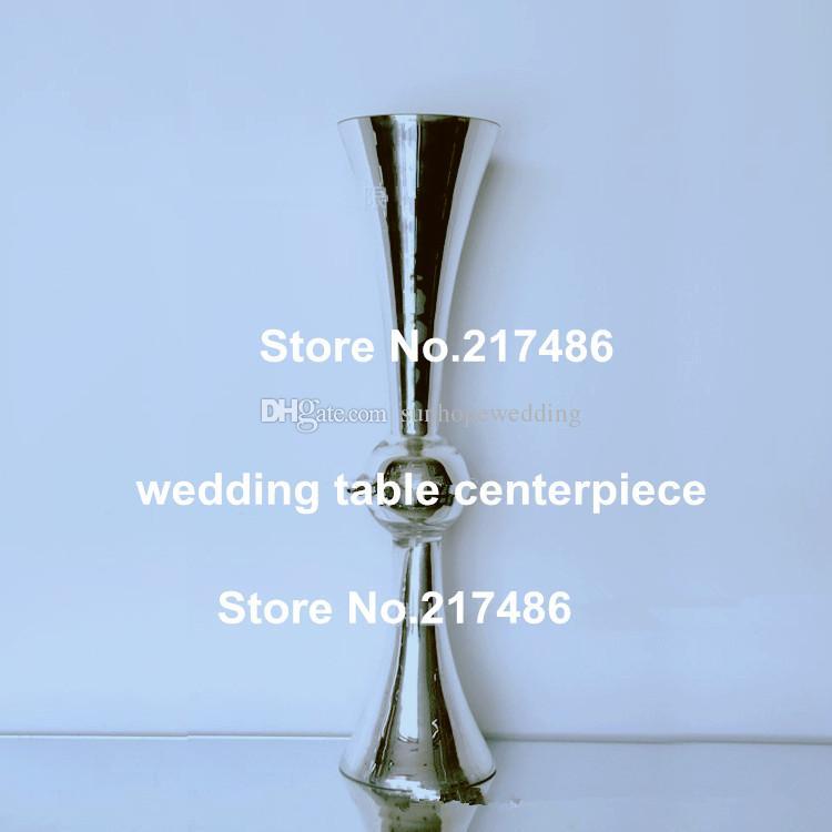 أحدث حامل زهرة معدنية الزفاف الممر / عرس الديكور عمود mandap / زهرة الديكور الداخلي الوقوف