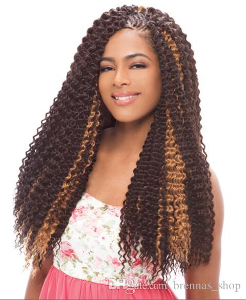 2019 Hot Selling 18 Inch Synthetic Freetress Equal Weave Brazilian