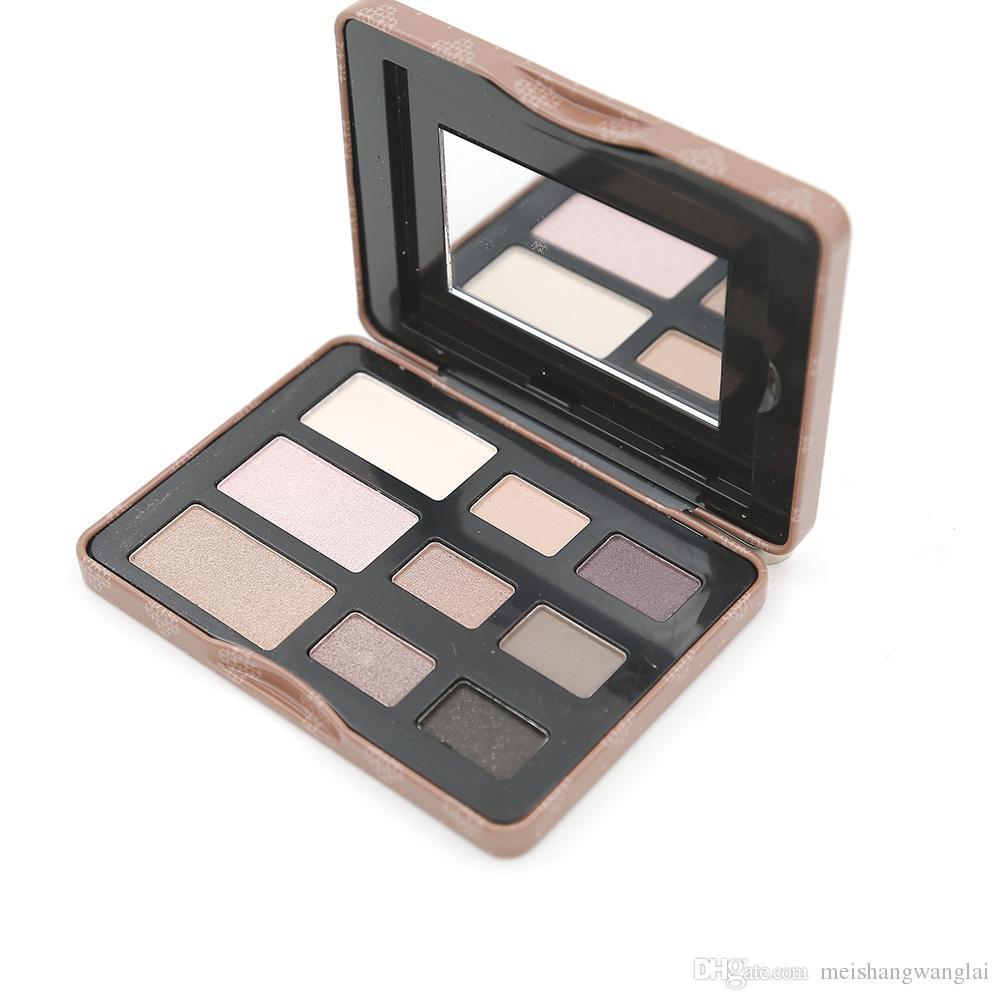 Verfassungspaletten-Kosmetik-gesetztes neues der Farbton für Augen 9 Farbe geräucherte Palette Augenschminke-Paletten-Marken-Verfassungs-Ausrüstungs-Augenschatten
