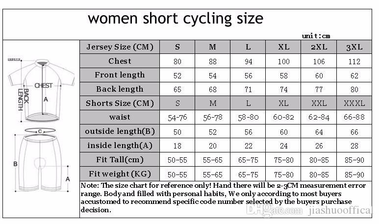 İNGILTERE AŞK Kadınlar YENI 2017 Klasik mtb yol YARI Takım Bisikleti Pro Cycling Jersey Setleri Şort Giyim Solunum Hava JIASHUO Özelleştirilmiş