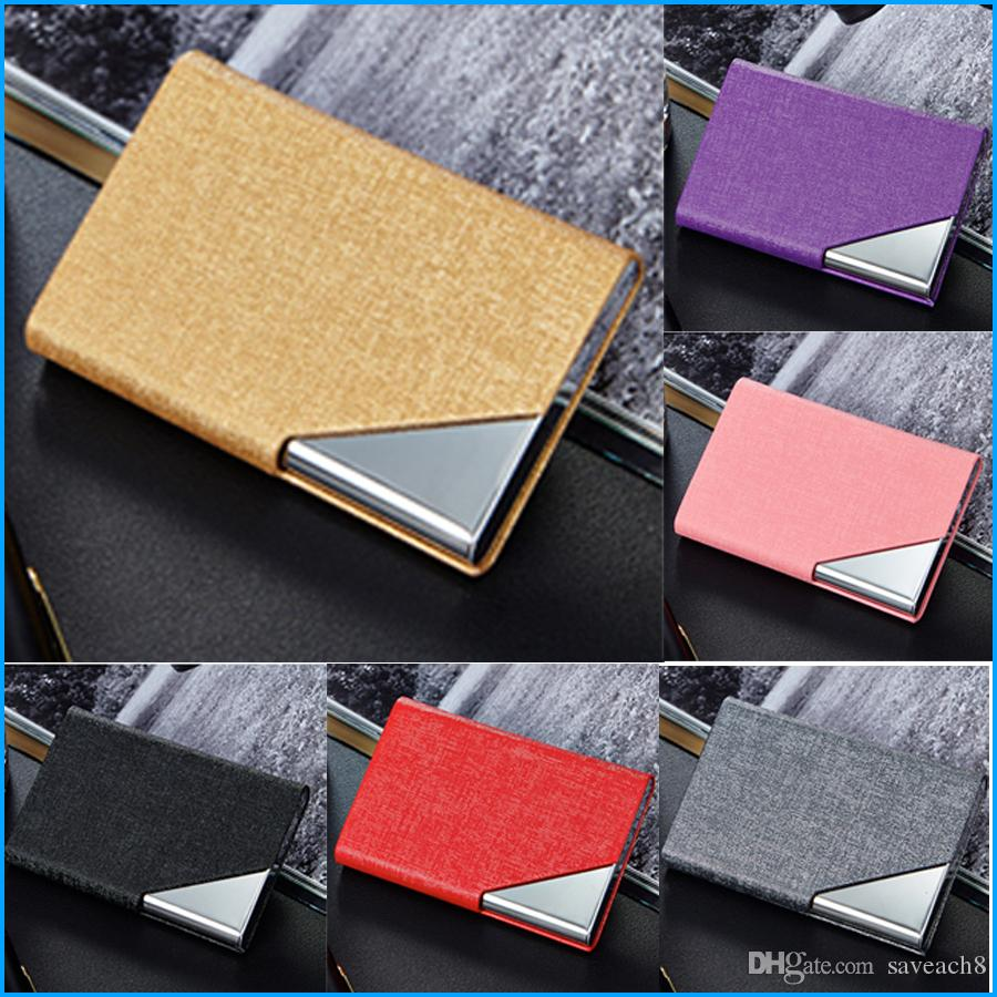 Pu leather pocket business card case exquisite magnetic name card pu leather pocket business card case exquisite magnetic name card case id credit card box holder hobo bags ladies handbags from saveach8 186 dhgate colourmoves