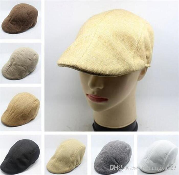 Summer peaked beret hat newsboy visor hats caps golf driving cabbie summer peaked beret hat newsboy visor hats caps golf driving cabbie beret gatsby flat cap flax hat r031 summer beret flax beret flax hat online with thecheapjerseys Image collections