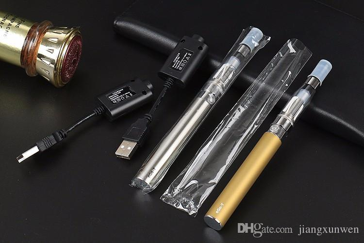 e cig ego starter kits ce4 atomizer electronic cigarette kit 650mah 900mah 1100mah with 510 Thread EGO-T battery blister case Clearomizer