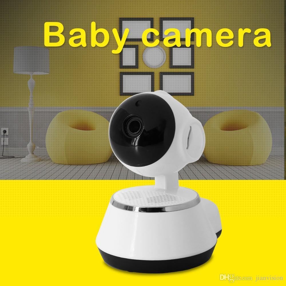Beste Sd Karte.Beste Cctv Sd Karte Kamera 64gb Hd Ip überwachung Günstige Ptz Hause Wache Sicherheit Wifi Roboter Baby überwachungskamera