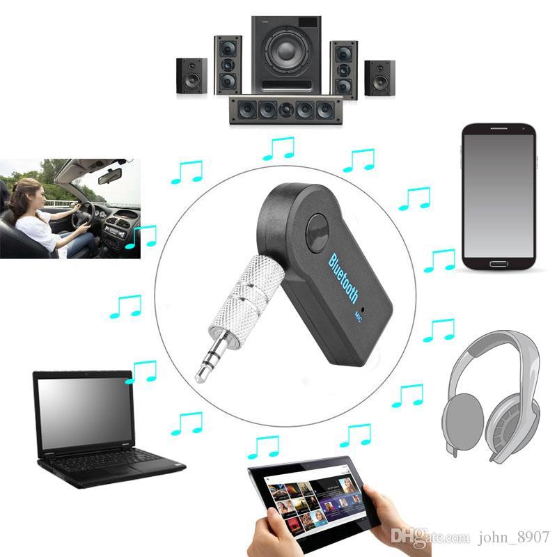 Digitales Fernsehen Empfangen Drahtlose Auto Bluetooth Empfänger ...