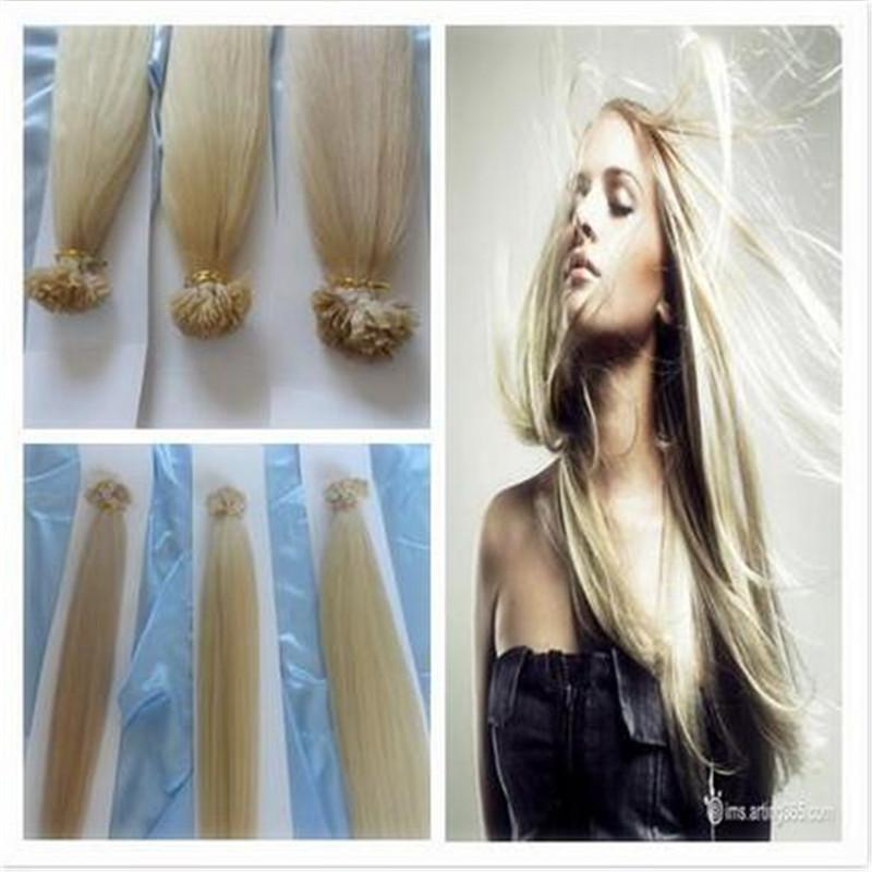 18 28 Flat Tip Hair Extension Prebonded Hair Extension 1g S And 100s