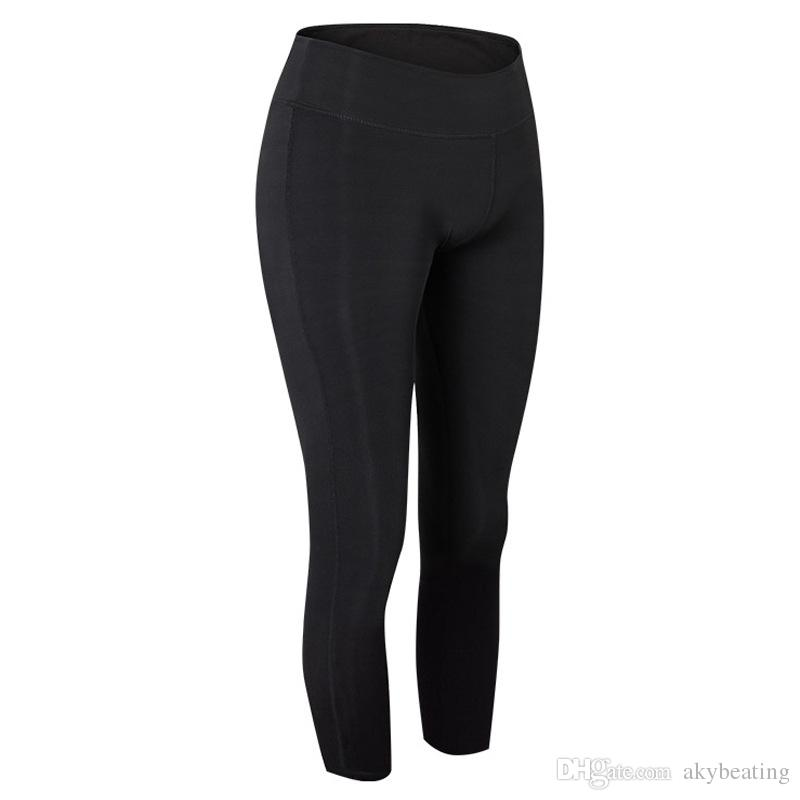 Womens Compression 3 4 Tights Long Pants Womens Pants Compression ... b695cef7f