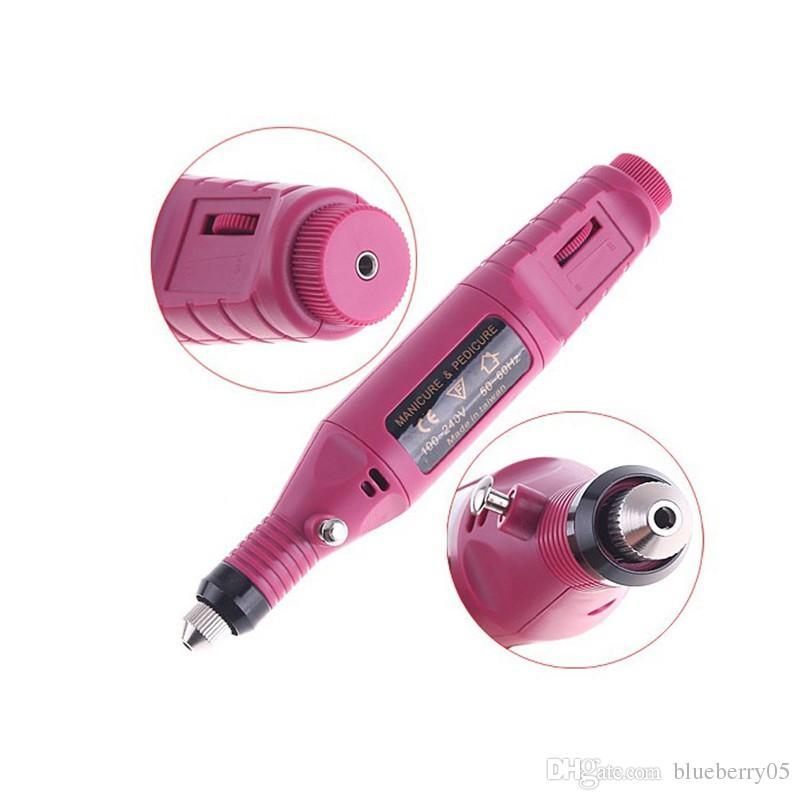Ponceuse électrique stylo mini ponceuse électrique ponceuse Gundam outils de polissage pour ongles de haute qualité
