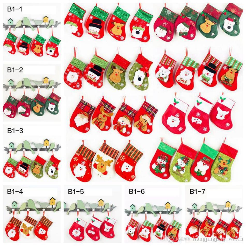 christmas gifts for children christmas stockings socks forks bags