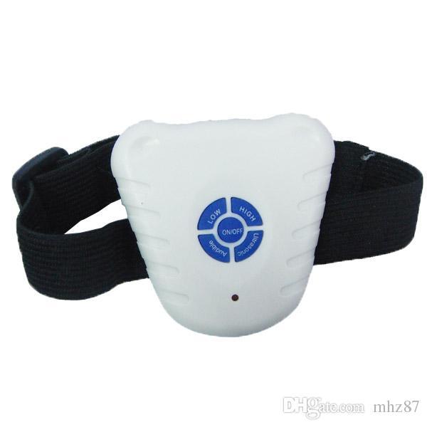 Hot Dog Barking Anti Bark Collar Ultrasonic Stop Barking OF Dog Pet Supplies dog Repeller Training