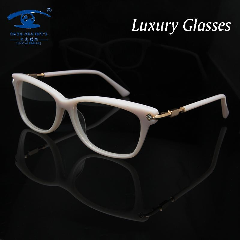 3881417dbe Wholesale- Original Quality Hand Made Woman Eyeglass Frames with ...