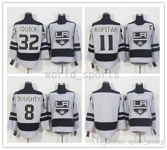 official photos eec57 d89e4 la kings 50th anniversary jersey kopitar