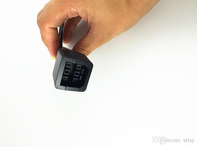 Для Microsoft xbox 360 для Xbox 360 для Xbox 360 Slim AC адаптер питания 360 to Slim переключатель передачи преобразовать кабель шнур линии