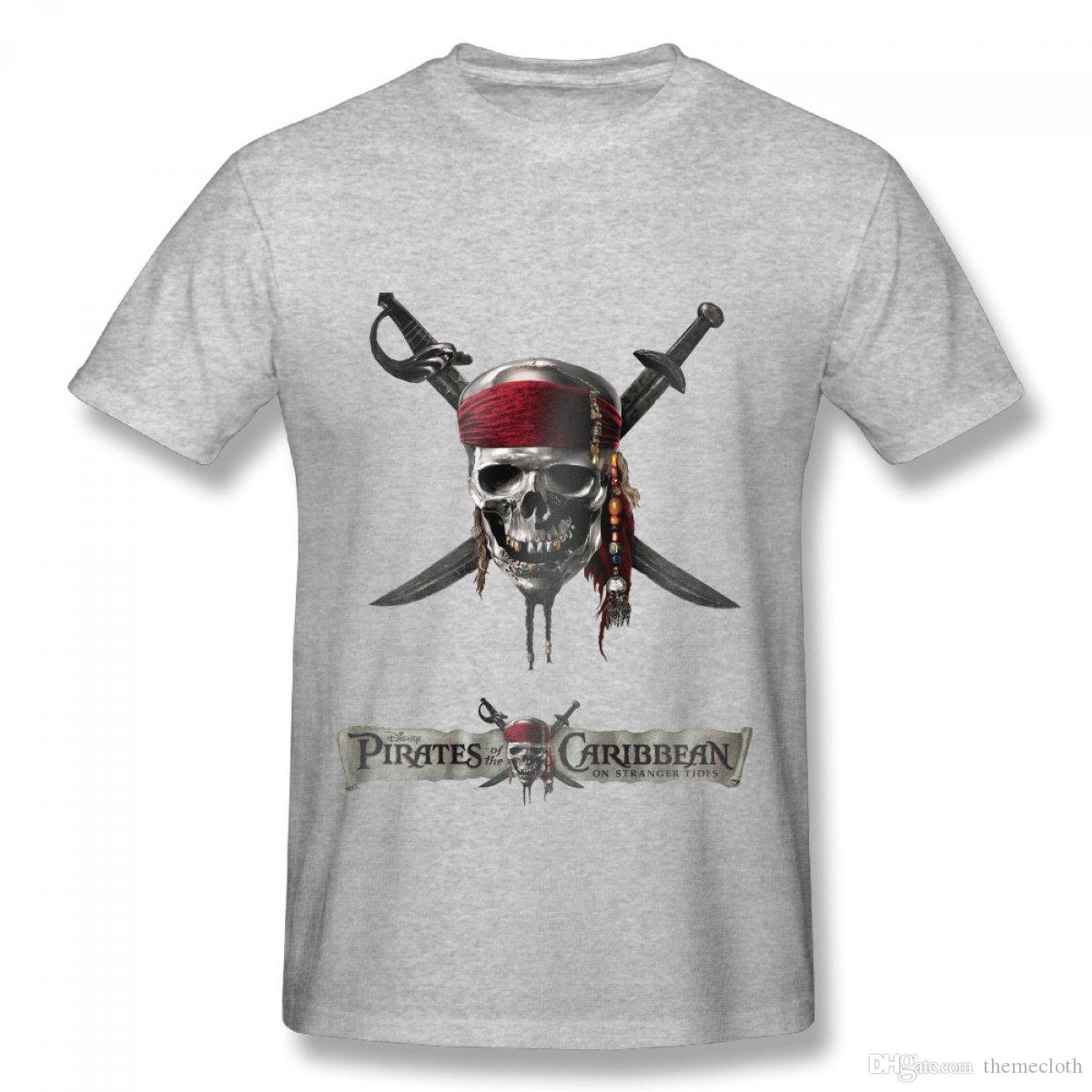 Pirates of the caribbean t shirt kamos t shirt for Custom t shirts under 5 dollars