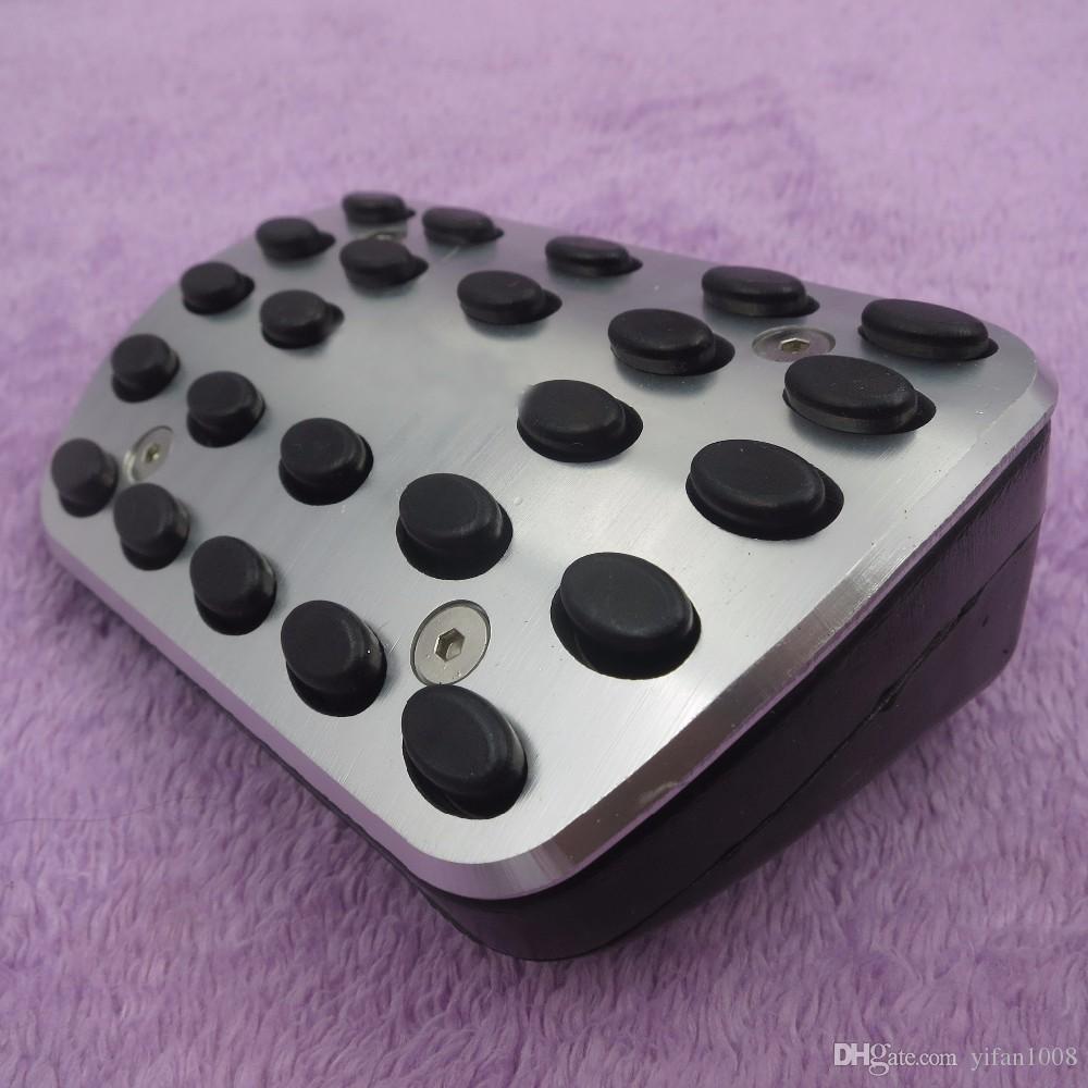 Car Accessories Pedal For Benz W176 W245 W246 W251 W164 W166 X164 X166 C177 X156 A B CLA GLA ML GL R Class AT Pedals Pad Cover