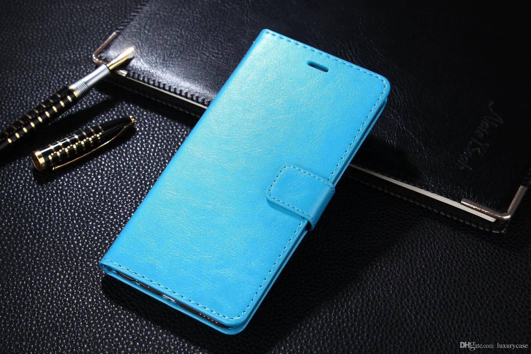 Huawei Honor V9 Custodia Portafoglio Cute Flip Cover Luxury Colorato Ultra-sottile Custodia in pelle originale Huawei Honor V9