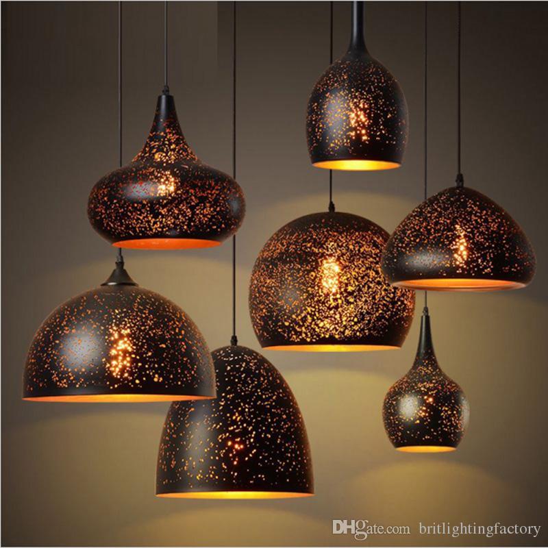 Acheter Led Suspension Lampe Bar Restaurant Decorer Luminaire Lampe