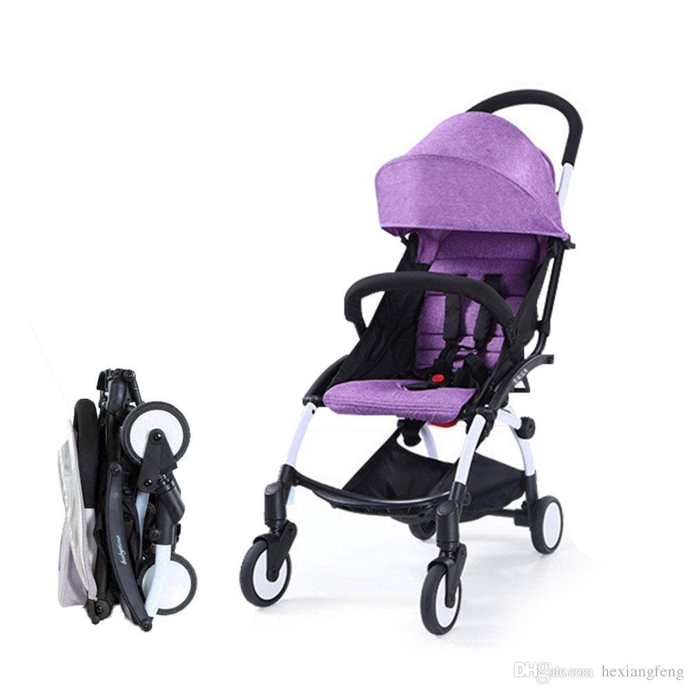foldable baby kids travel stroller light weight stroller portable tiny newborn infant buggy pushchair children s car