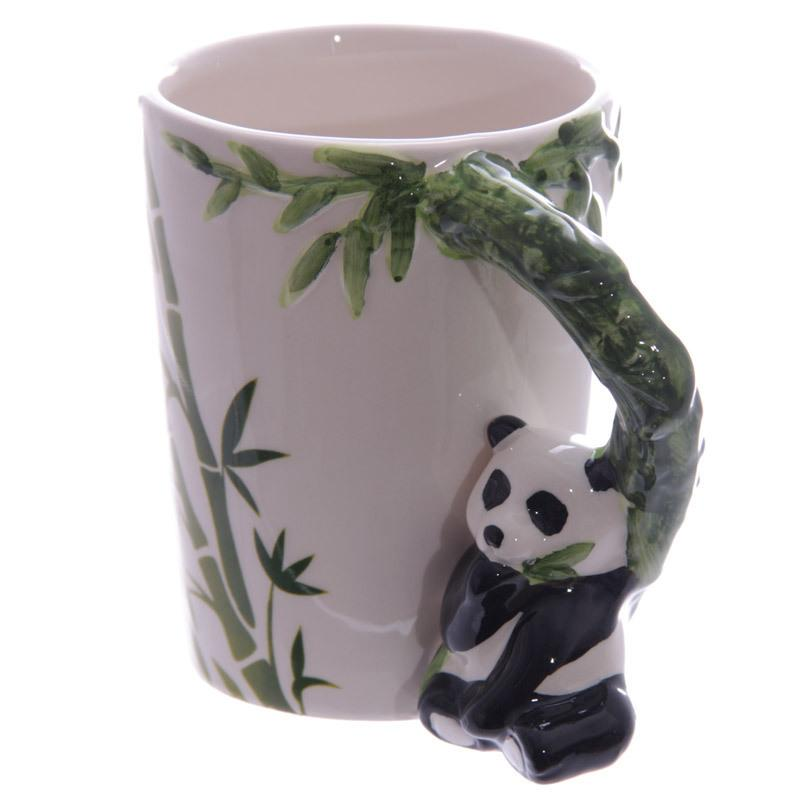 Wholesale Teagasc Cute Panda Three Dimensional Bird