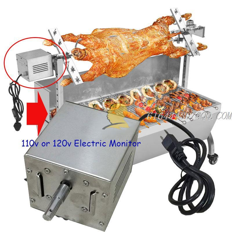Upgrade Edition Stainless Steel 120kgs Pig Lamb Goat