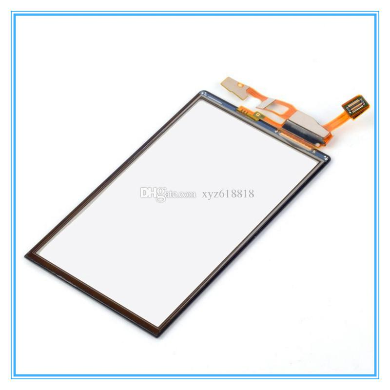 Black Touch Screen Digitizer Front Glass Panel For Sony Ericsson Xperia Neo V MT15i MT11i MT15 Touchscreen Sensor Replacement