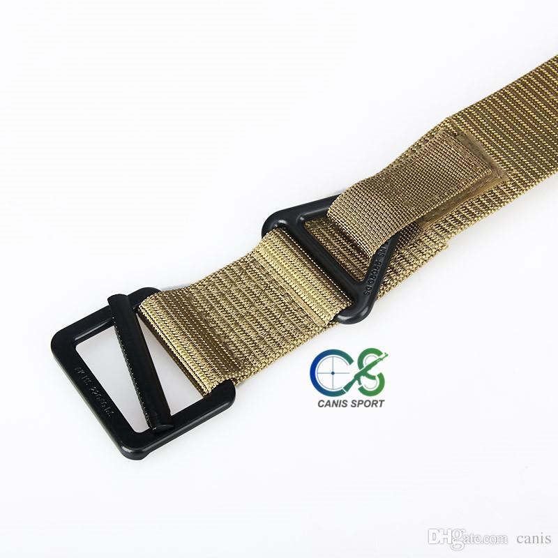 Многоцелевые безопасные регулируемые тактические ремни мужские ремень безопасности ремень для охоты на открытом воздухе Wargame CS Accessary CL11-0019