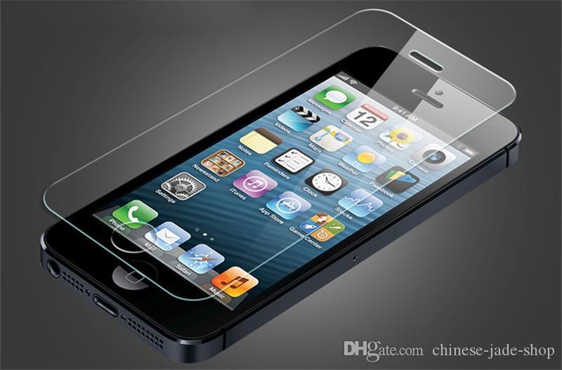 9H Trempé protecteur d'écran en verre pour IPHONE 12 5.4 6.1 6.7 11 Pro 11 Pro X max XS XS XR MAX 6 6S PLUS 7 8 PLUS 600P