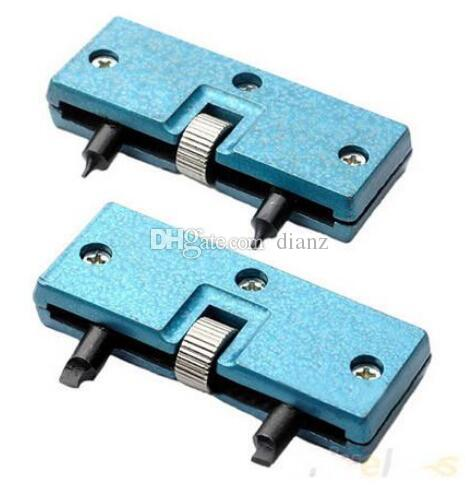 Fashion Hot Rectangle Adjustable Watch Back Case Cover Opener Remover Wrench Repair Kit Tool