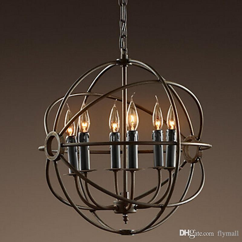 Rh Lighting Restoration Hardware Vintage Pendant Lamp