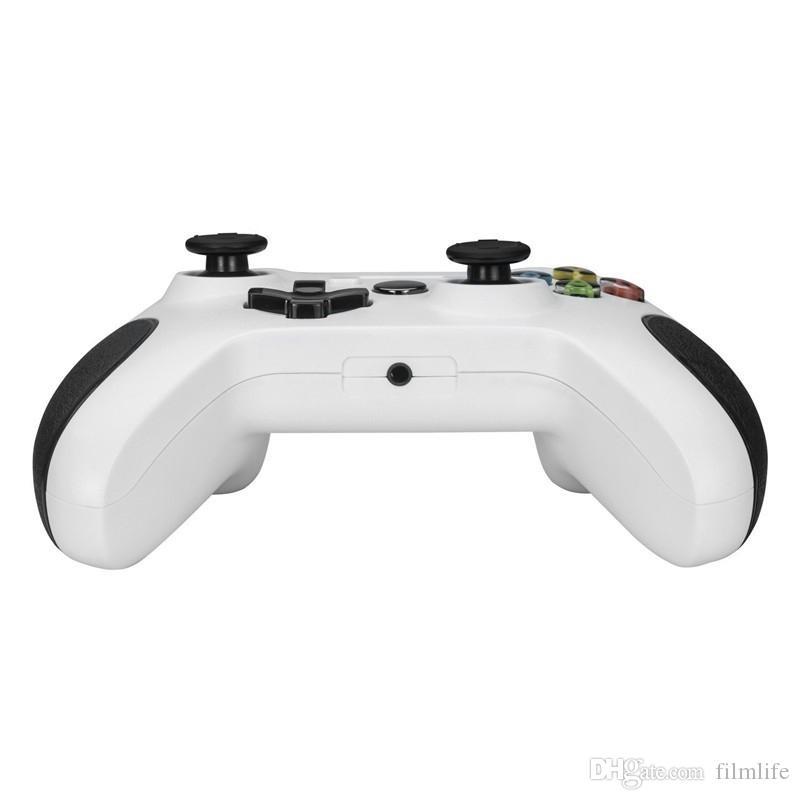 USB Kablolu Denetleyicisi Için Xbox One Slim Video Oyunu JoyStick Mando Microsoft Xbox One S Gamepad Controle Joypad Için Windows PC Için